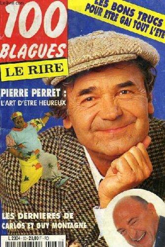 100 BLAGUES, LE RIRE, JUILLET 1997 par COLLECTIF
