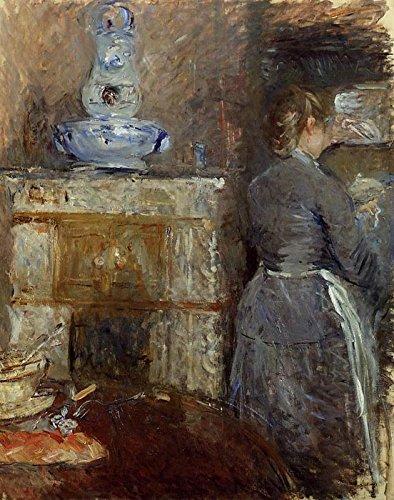 Rabatt Esszimmer-möbel (Das Museum Outlet–Das Esszimmer der Rouart Familie, Avenue D 'Eylau–1880–A3Poster)