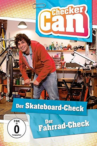 Checker Can - Der Fahrrad-Check / Der Skateboard-Check