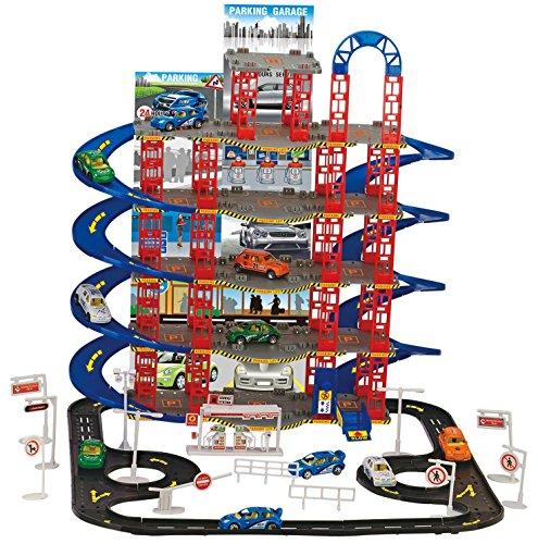 vivo-c-multi-storey-city-car-park-auto-parking-garage-die-cast-cars-truck-play-set-toy108pc-garage