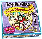 Jacqueline Wilson Träume, Dilemmas & Diva Spiel (Versand aus UK)