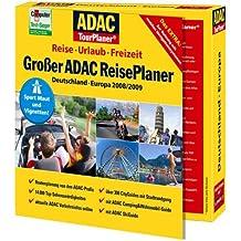 Großer ADAC ReisePlaner Deutschland Europa 2008/2009