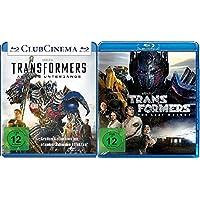 Transformers 4 + 5 im Set - Deutsche Originalware