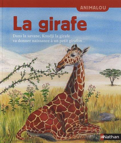 La girafe par Françoise Bobe