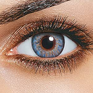 Freshlook One-Day Color Blue  (-2.00) - 10 Lens Pack