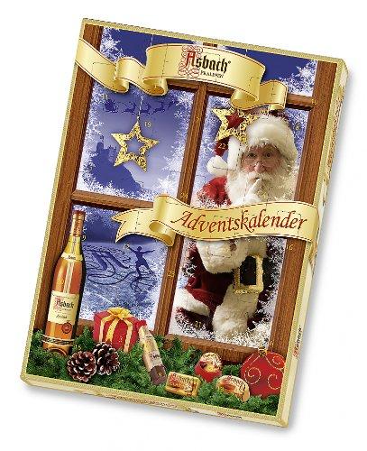 Asbach-Pralinen Adventskalender Wohlfühlwelt