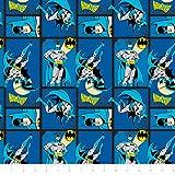 Camelot DC-Comics-Batman-T-Stoff (Preis pro Meter)