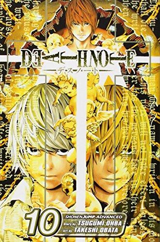 Death Note: Volume 10