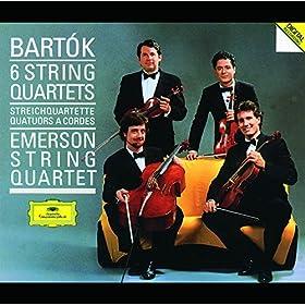Bart�k: String Quartet No.1, BB 52, Op.7, Sz. 40 - 3. Introduzione. Allegro - Allegro vivace