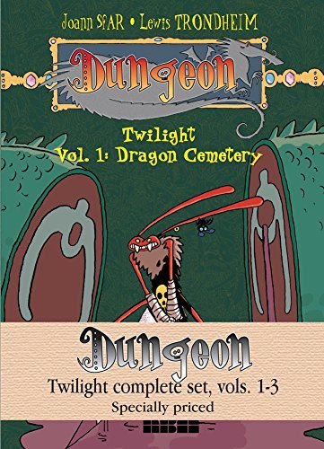 Dungeon: Twilight Complete Set, Vols. 1a??3 by Joann Sfar (2014-12-01)
