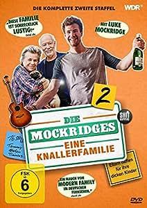 Die Mockridges - Eine Knallerfamilie - Staffel 2