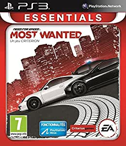 Need for Speed : Most Wanted - essentials