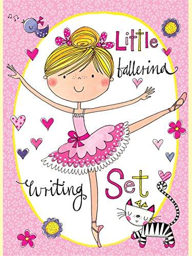 Rachel Ellen Ballerina Schreibset
