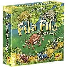 Devir - Fila Filo, juego de mesa (BGFILO)