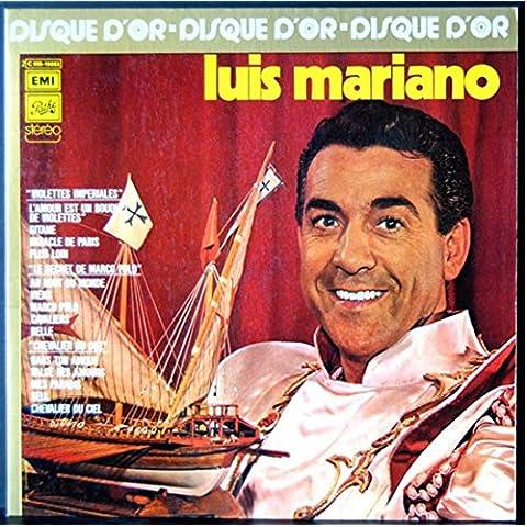 Pathé 066-16063 - Luis Mariano - Disque