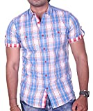 Equipoise Men's Cotton Casual Shirt (EQ0...