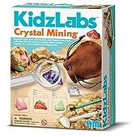 4M Kristal Madencilik Kazı Kiti