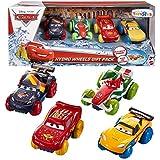 Disney Cars - Set de Regalo Vehículos de Agua - 4 Vehículos