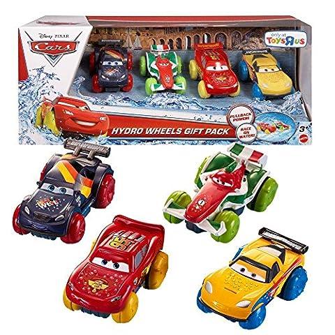 Disney Cars - Coffret Véhicules coureur eau - 4 Véhicules