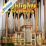 Highlights der Orgelmusik