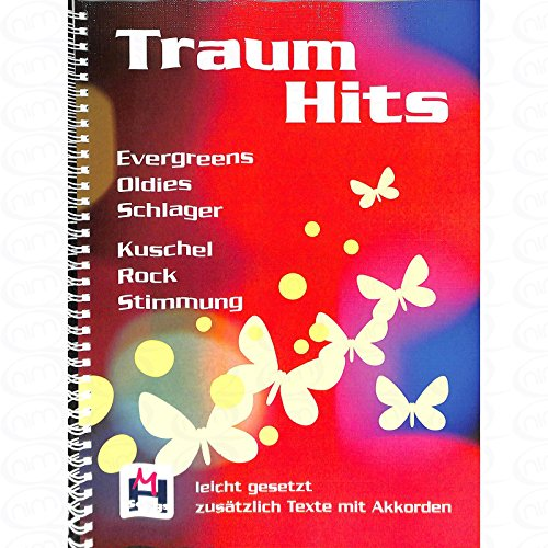 TRAUMHITS - arrangiert für Liederbuch [Noten/Sheetmusic]