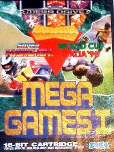 Preisvergleich Produktbild Mega Games I