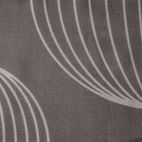 AmazonBasics – Bettwäsche-Set, Mikrofaser, 135 x 200 cm, Industrial-Grau