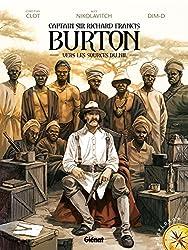 Burton - Tome 01: Vers les sources du Nil