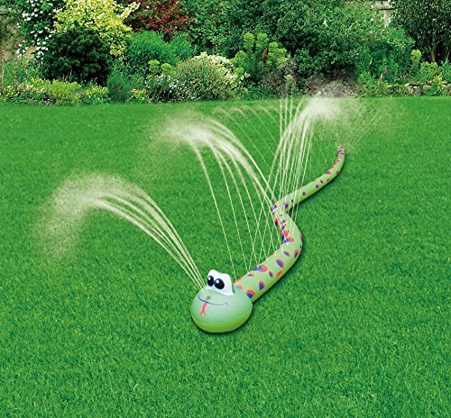 Great way to entertain kids,Sprinkler Snake. by Chad Valley