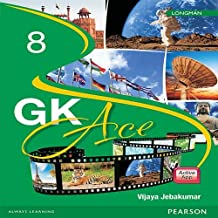 GK Ace by Pearson for Class 8
