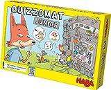 Quizzomat Junior: ... 200 knifflige, wissenswerte und lustige Fragen