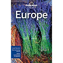 Europe (Lonely Planet Travel Guide)