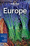 #4: Lonely Planet Europe (Travel Guide)