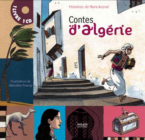 Contes d'Algérie + CD