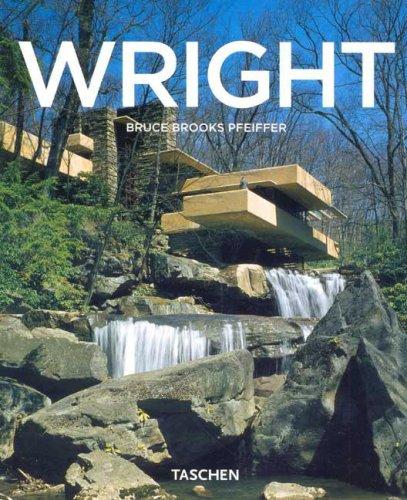Wright (Taschen Basic Art Series) por Bruce Brooks Pfeiffer