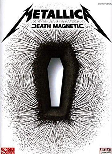 Death Magnetic: Songbook, Tabulatur für Gitarre, Gesang -