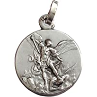 Medaglia di San Michele In Argento 925 millesimi - Patrono della Polizia di Stato