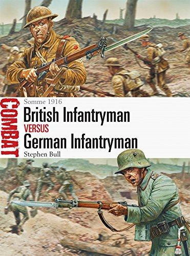 British Infantryman vs German Infantryman: Somme 1916 (Combat, Band 5)