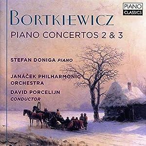 Bortkiewicz: Piano Concertos 2 & 3 by Piano Classics