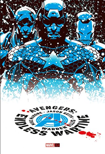 AVENGERS ENDLESS WAR TIME par Warren Ellis, Mike McKone
