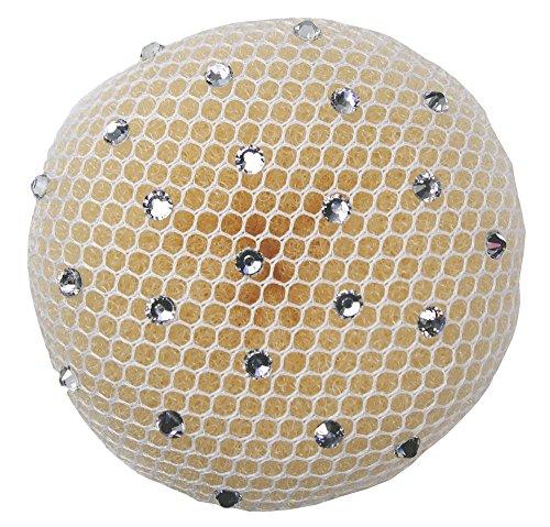 Bernit Dutt Haarnetz (crystal) (weiß)