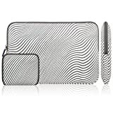 Zikee MacBook air/pro Sleeve colorful #7 (13,3, Grey&White)