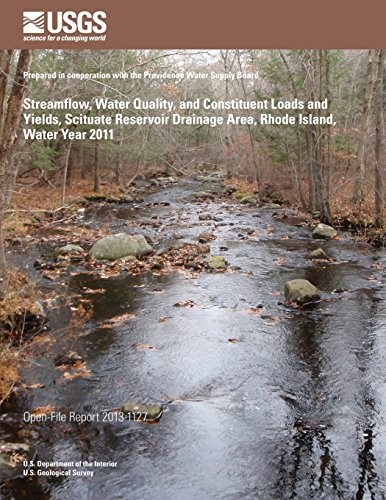 Streamflow, Water Quality, and Constituent Loads and Yields, Scituate Reservoir Drainage Area, Rhode Island, Water Year 2011 por U.S. Department of the Interior