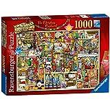 Ravensburger - Puzzle The Christmas Cupboard, 1000 piezas (19468 1)