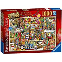 Ravensburger The Curious Cupboard No.4 - The Christmas Cupboard, 1000pc Jigsaw Puzzle