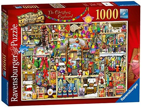 Ravensburger Der Weihnachts Schrank, Colin Thompson Jigsaw Puzzle - Schrank Künstler