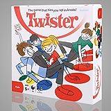 Flabor Twister Familienbrettspiel Spielteppich für intellektuelle Entwicklung der frühen Kindheit Eltern-Kind-Haus-Interaktion Spielzeug