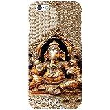 Printland Ganesh Ji Back Cover For Apple iPhone 6