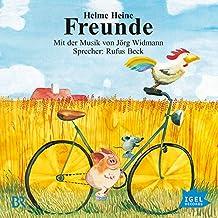 Freunde: Die Geschichte mit der Musik von Jörg Widmann