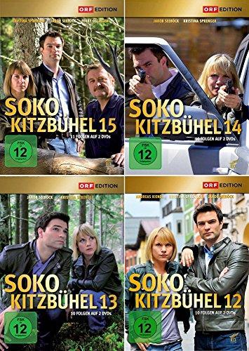 Box 12-15 (8 DVDs)